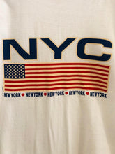 Load image into Gallery viewer, New York tourism tee / fits 4-6Y