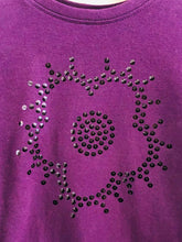 Load image into Gallery viewer, sequin flower tee / 12-18m