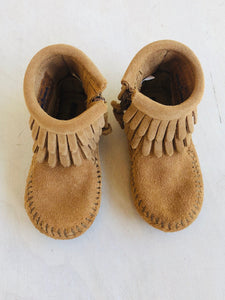 suede moccasin / US 3