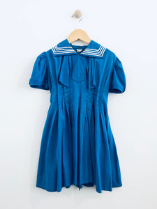 sailor dress / 10Y