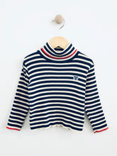 Load image into Gallery viewer, striped ribbed sweater / 18-24m