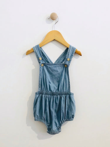 bloomer overalls / 18-24m