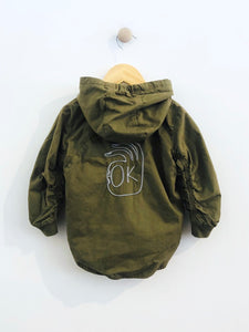 embroidered jacket / 12-18m