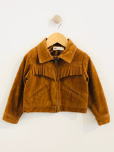 Load image into Gallery viewer, fringe jacket / 2-3T