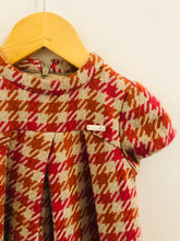 Load image into Gallery viewer, houndstooth dress / 18m