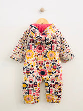 Load image into Gallery viewer, printed snowsuit / 6m