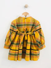 Load image into Gallery viewer, plaid dress / 2-3T