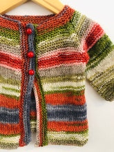 Load image into Gallery viewer, cardigan sweater / 6m