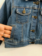 Load image into Gallery viewer, denim jacket / 18m