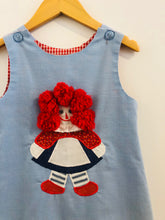 Load image into Gallery viewer, raggedy ann dress / 4T