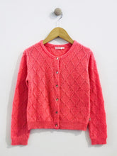 Load image into Gallery viewer, metallic knit cardigan / 8Y