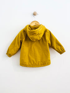 hooded jacket / 9-12m