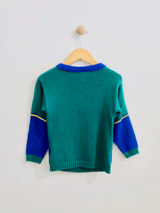VINTAGE disney sweater / 4-5T