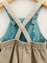 Load image into Gallery viewer, carter's embroidered overalls / 9-12m