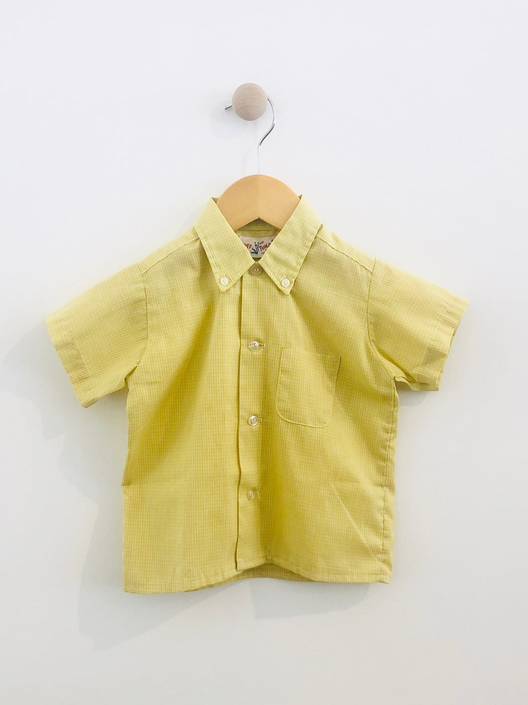 button up shirt / 3T