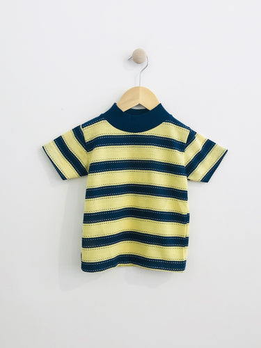 striped shirt / 3T