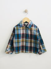 Load image into Gallery viewer, plaid jacket / 2T