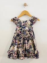 Load image into Gallery viewer, floral print dress / 2T