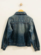 Load image into Gallery viewer, denim jacket / 7-8Y