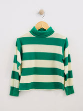 Load image into Gallery viewer, striped turtleneck / 6-8Y