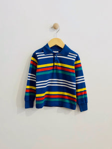 striped top / 4T