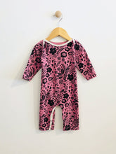 Load image into Gallery viewer, floral onesie / 6m