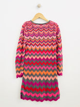 Load image into Gallery viewer, knit dress / 6-8Y