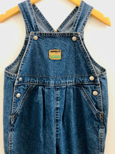 Load image into Gallery viewer, denim overalls / 4T
