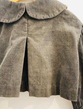 Load image into Gallery viewer, corduroy crop jacket / 12-24m