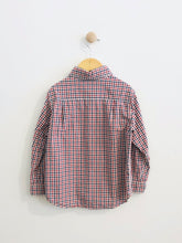 Load image into Gallery viewer, plaid button-up / 5Y