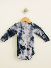 Load image into Gallery viewer, tie dye bodysuit (#17)/ 6m
