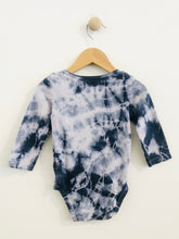 Load image into Gallery viewer, tie dye bodysuit (#19)/ 18m
