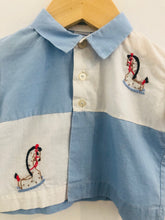Load image into Gallery viewer, rocking horse shirt / fits 3-6m