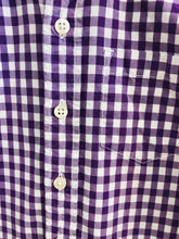 Load image into Gallery viewer, gingham button-up / 3T
