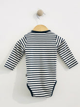 Load image into Gallery viewer, striped bodysuit / 6m