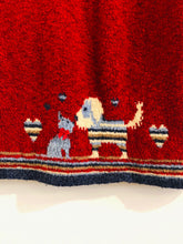 Load image into Gallery viewer, knit puppy dress / 6Y