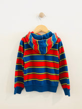 Load image into Gallery viewer, polo hoodie / 6y