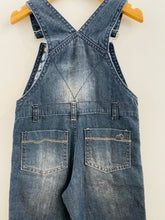 Load image into Gallery viewer, denim overalls / 12m