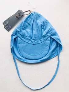 sun cap w/ neck guard (MORE COLORS)