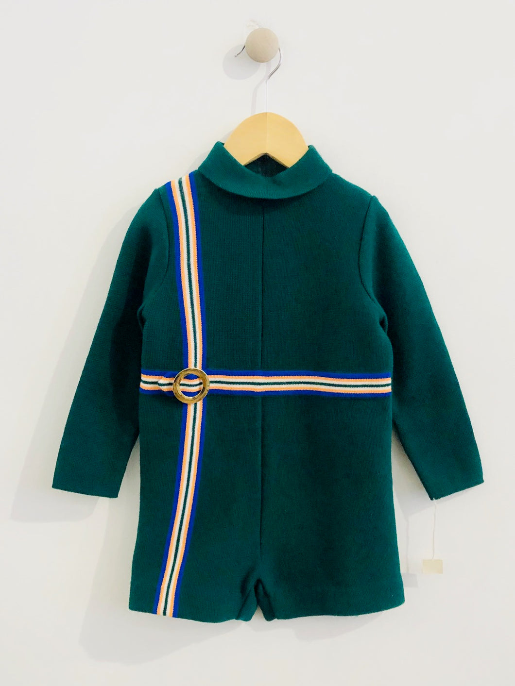 short jumpsuit / 3-5Y