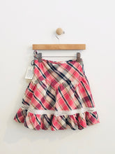 Load image into Gallery viewer, plaid skirt / 3T
