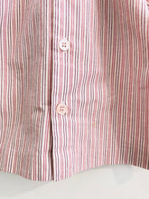 Load image into Gallery viewer, pattern pin stripe blouse / 12m