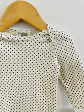 Load image into Gallery viewer, polka dot bodysuit / 3-6m