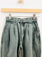 Load image into Gallery viewer, pleated jeans / 8Y
