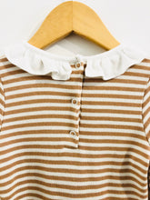 Load image into Gallery viewer, ruffle collar shirt / 2-3Y