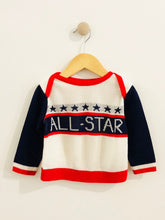 Load image into Gallery viewer, all-star sweater / 12m