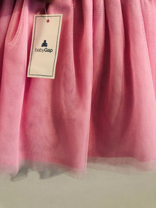 tulle skirt and bloomer / 12-18m