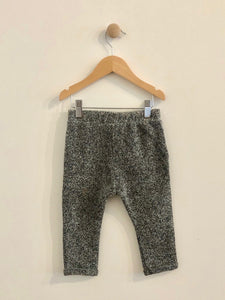 zara knit pants / 18-24m