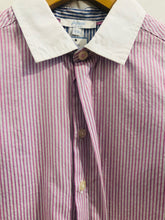 Load image into Gallery viewer, pin stripe button up / 7Y