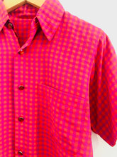 Load image into Gallery viewer, gingham button up / 8-10y